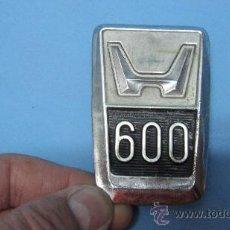 Coches y Motocicletas: LOGO LOGOTIPO HONDA 600. Lote 26257051