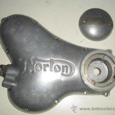 Coches y Motocicletas: NORTON COMANDO - TAPA LATERAL COMPLETA Y. Lote 27178560