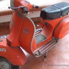Coches y Motocicletas: MOTO VESPA 125 CL 1983, EN FUNCIONAMIENTO, DADA DE BAJA EN TRAFICO. Lote 27881810