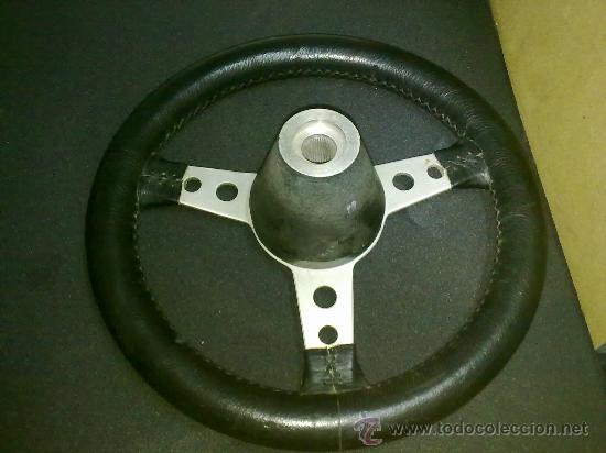 Coches y Motocicletas: Volante deportivo para formula o clasico pequeño.Poco diametro. - Foto 2 - 28836693