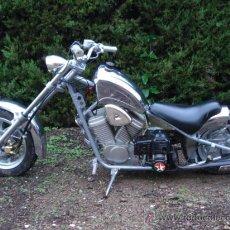 Coches y Motocicletas: MOTO 49CC, CUSTOM TIPO HARLEY DAVIDSON.. Lote 30500790