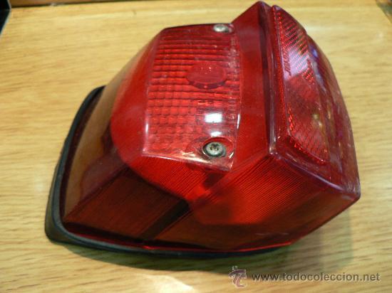 Coches y Motocicletas: PILOTO trasero rojo VESPA PRIMAVERA 75 Y 125 marca jonie - Foto 3 - 29821866