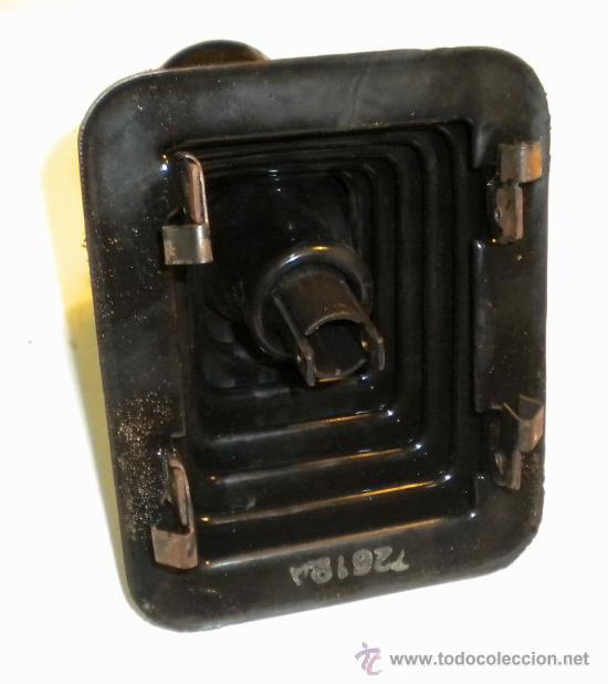 Coches y Motocicletas: Pomo y funda palanca de cambios con pieza de ajuste Chrysler Voyager del 92 - Foto 3 - 29982481