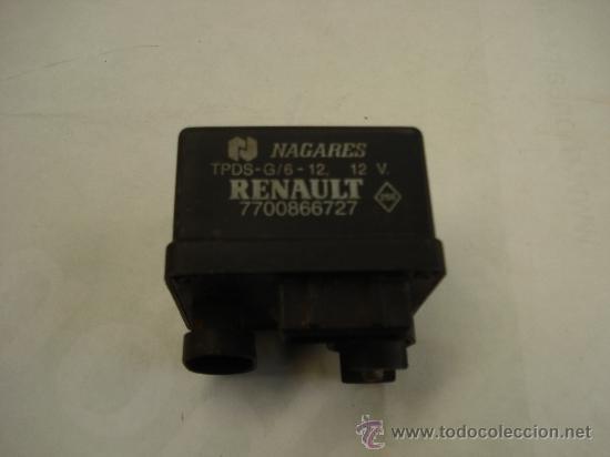 Coches y Motocicletas: Relé calentadores Renault Express - Foto 2 - 30345711