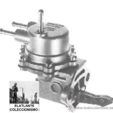 Coches y Motocicletas: RENAULT ALPINE A110 1300 (06/1970 - ) - BOMBA DE COMBUSTIBLE (GASOLINA) A ESTRENAR. Lote 30299059