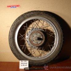 Coches y Motocicletas - RUEDA TRASERA MOTO SANGLAS, 3.50 X 18. REF RU 140 - 32035064
