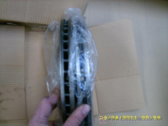 Coches y Motocicletas: Discos Freno LUCAS, para Honda Accord IV,V y VI - Foto 3 - 30726707