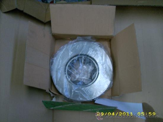 Coches y Motocicletas: Discos Freno LUCAS, para Honda Accord IV,V y VI - Foto 2 - 30726707