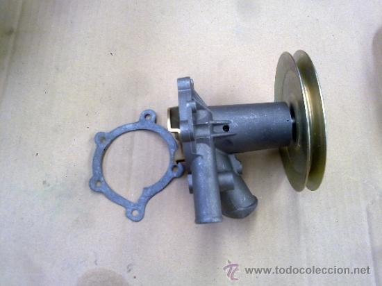 BOMBA DE AGUA VALEO CITROEN VISA,BX,C15 (Coches y Motocicletas - Repuestos y Piezas (antiguos y clásicos))