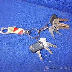 Coches y Motocicletas: LLAVES DE COCHES ANTIGUAS-8. Lote 30946280