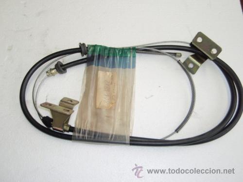SEAT FIAT 132: CABLE FRENO DE MANO, NUEVO A ESTRENAR (Coches y Motocicletas - Repuestos y Piezas (antiguos y clásicos))