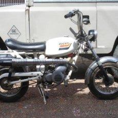 Coches y Motocicletas: DUCATI MINI 3, DE 49 CC.. Lote 31384851