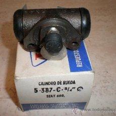 Coches y Motocicletas: BOMBIN FRENO SEAT 600,HAY MAS MODELOS, LEE DESCRIPCION.. Lote 31381229