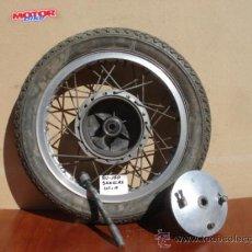 Coches y Motocicletas - RUEDA TRASERA MOTO SANGLAS 3.25 X 18, REF RU 150. - 31687231