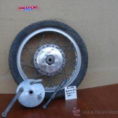Coches y Motocicletas - RUEDA DELANTERA SANGLAS 3.00 X 18. REF RU 172 - 31715082