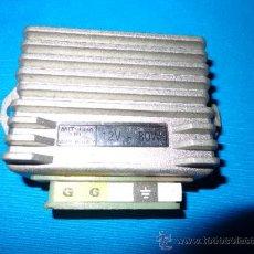 Coches y Motocicletas: REGULADOR MOTO COCHE MITSUBA12 V 80 W. Lote 33841597