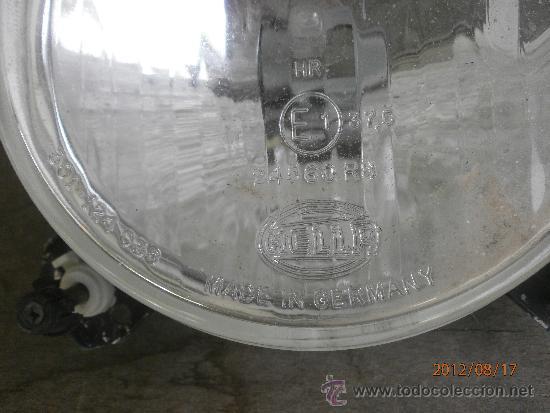 Coches y Motocicletas: FARO MARCA HELLA - Foto 2 - 32878070