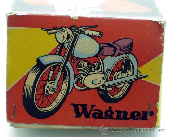Coches y Motocicletas: Caja 12 lámparas bombillas Wagner Foco europeo unificado 24 voltios 50/50 amarillo Ref 724 sin uso - Foto 3 - 138781101