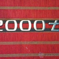 Coches y Motocicletas: ANAGRAMA BMW DE LOS70. Lote 33841181