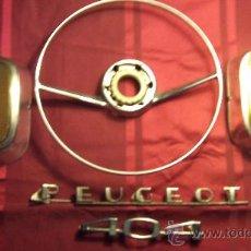 Coches y Motocicletas: PIEZAS DE PEUGEOT 404. Lote 33904797