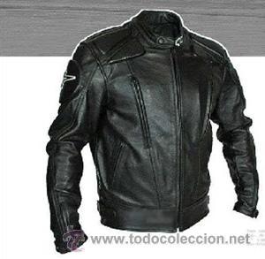 CHAQUETA DE CUERO ALPINESTAR (Coches y Motocicletas - Repuestos y Piezas (antiguos y clásicos))