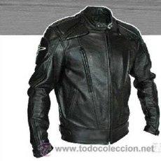 Coches y Motocicletas: CHAQUETA DE CUERO ALPINESTAR. Lote 18687502