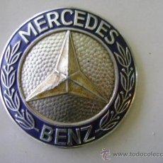 Coches y Motocicletas: ANAGRAMA MERCEDES 5,5 CM. Lote 34705556