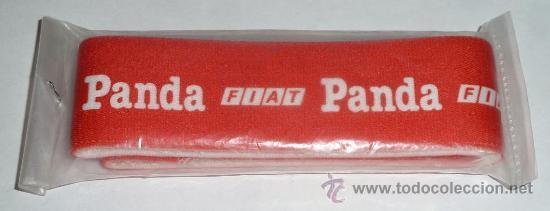 FIAT SEAT PANDA CINTA DE GOMA PARA EL PELO? NUEVA DE ITALIA AÑOS 80 90 (Coches y Motocicletas - Repuestos y Piezas (antiguos y clásicos))