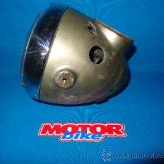 Coches y Motocicletas: FARO MOTO INGLESA GRANDE, PARA NORTON, BSA, AJS,ETC.... Lote 36416482