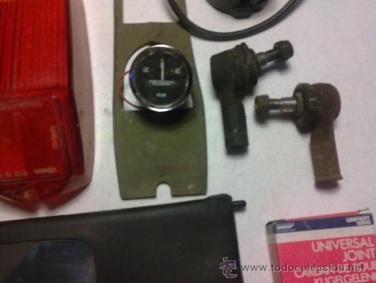 Coches y Motocicletas: lote de piezas de MGB - Foto 2 - 36220284