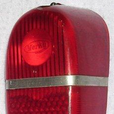 Coches y Motocicletas: SEAT 600 N (1957-1963) - CRISTAL PARA FARO TRASERO DERECHO - ORIGINAL SEAT Y A ESTRENAR. Lote 36571745