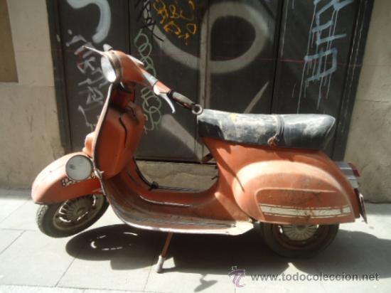Moto vespa ocasion piezas - Sold through Direct Sale - 36655409