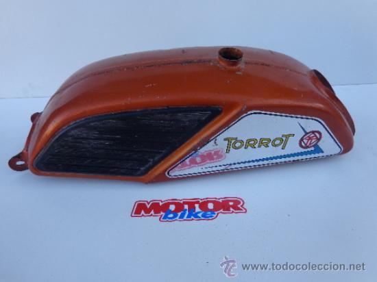 Coches y Motocicletas: DEPOSITO TORROT MARRON. - Foto 2 - 36776695