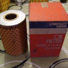 Coches y Motocicletas: UNIPART - FILTRO ACEITE MOD. GFE153 (JAGUAR XJ12). Lote 40985112