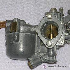 Coches y Motocicletas: CARBURADOR SOLEX 30 AHG - MG - WOLSELEY - TVR - MORRIS - NASH - AUSTIN ETC. - ESTRENAR. Lote 41396290
