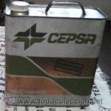 Coches y Motocicletas: LATA ACEITE CEPSA, MULTIGRADO. Lote 41552187