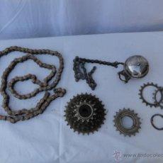 Coches y Motocicletas: RECAMBIOS PARA BICICLETA.. Lote 41715853