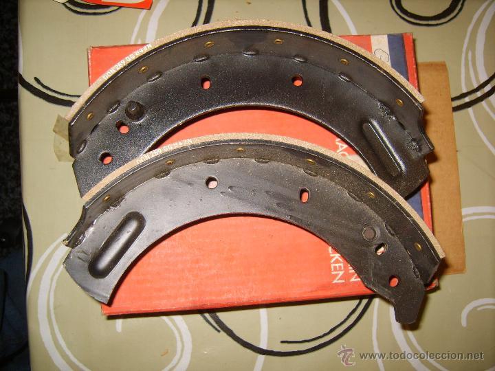 UNIPART - ZAPATAS DE FRENO (2 UNIDADES) MOD. GBS186 (Coches y Motocicletas - Repuestos y Piezas (antiguos y clásicos))