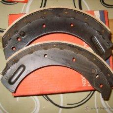 Coches y Motocicletas: UNIPART - ZAPATAS DE FRENO (2 UNIDADES) MOD. GBS186. Lote 42535123