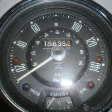 Coches y Motocicletas: CUENTAKILOMETROS DE COCHE MINI 1275. Lote 42599162