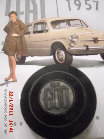 SEAT 600 - KIT BOMBILLAS Y FUSIBLES DE REPUESTO (Coches y Motocicletas - Repuestos y Piezas (antiguos y clásicos))