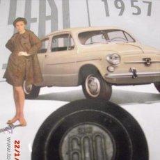 Coches y Motocicletas: SEAT 600 - KIT BOMBILLAS Y FUSIBLES DE REPUESTO. Lote 27427265