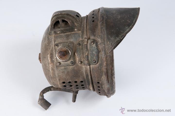 ANTIGUO FARO COCHE DE CARBURO (Coches y Motocicletas - Repuestos y Piezas (antiguos y clásicos))