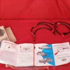 Coches y Motocicletas: CABLE ENCENDIDO ANTIPARASITARIO PARA SEAT 1430. Lote 45216237
