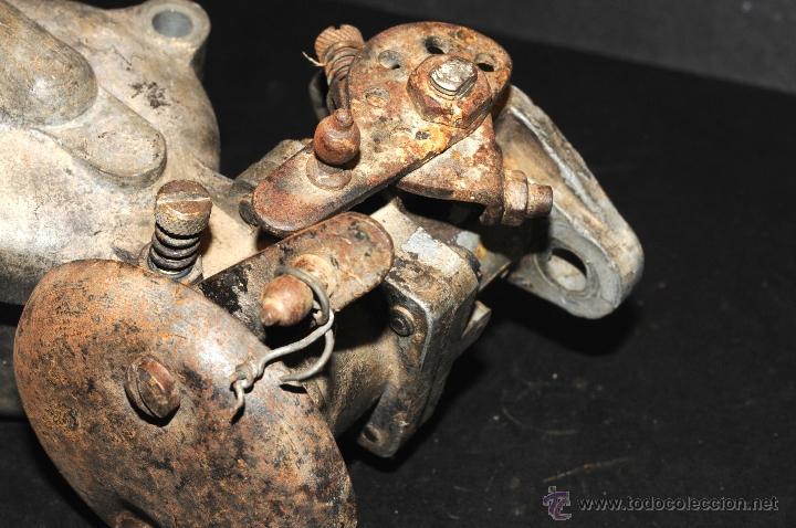Coches y Motocicletas: ANTIGUO CARBURADOR DE COCHE - Foto 2 - 45310941
