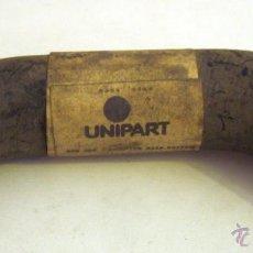 Coches y Motocicletas: UNIPART - TUBO RADIADOR PN GRH265 (TRIUMPH HERALD , SPITFIRE). Lote 45757623