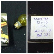 Coches y Motocicletas: LAMPARA VEHICULO CLASICO - AMARILLA. Lote 46048274