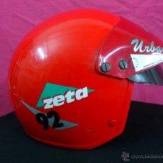 Coches y Motocicletas: VINTAGE CASCO MOTO -- NZI ZETA 92 HOMOLOGADO R-22.03. Lote 46306557