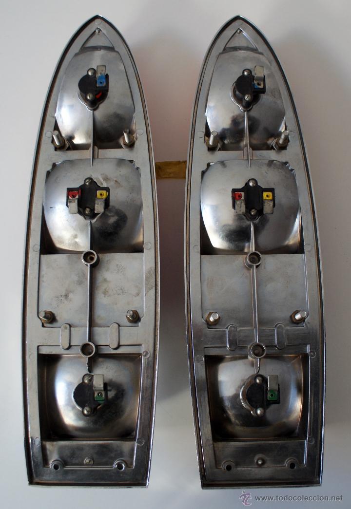 Coches y Motocicletas: Pareja de tulipas / faros / pilotos traseros Seat 1500? NUEVOS - Foto 3 - 46783138