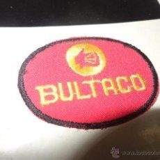 Coches y Motocicletas: BORDADO BULTACO DE EPOCA. Lote 47085121